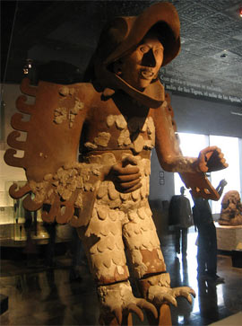 aztec warrior museum templo mayor